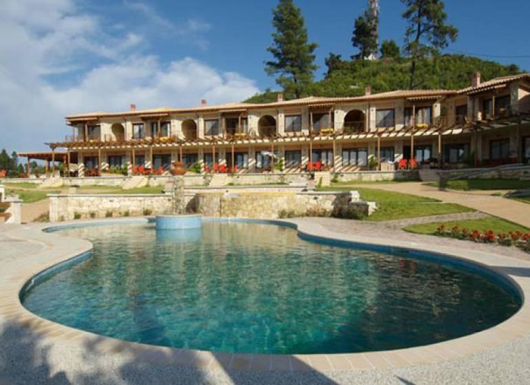 Akritas Ef Zin Villas & Suites,Grecia / Halkidiki