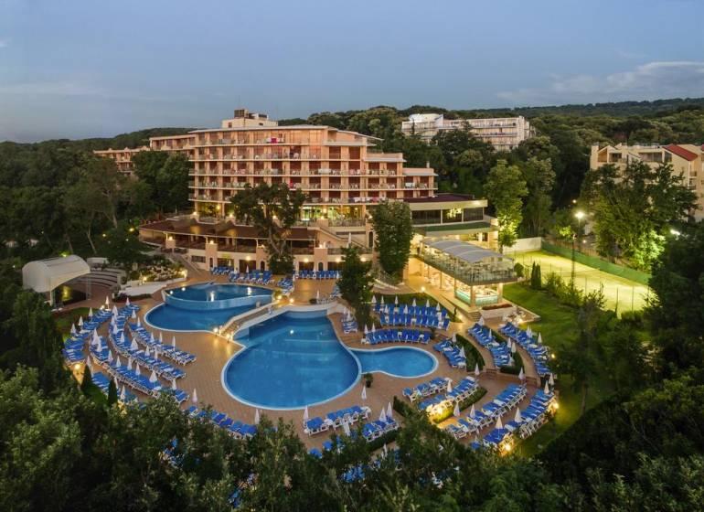 Hotel Kristal,Bulgaria / Nisipurile de Aur