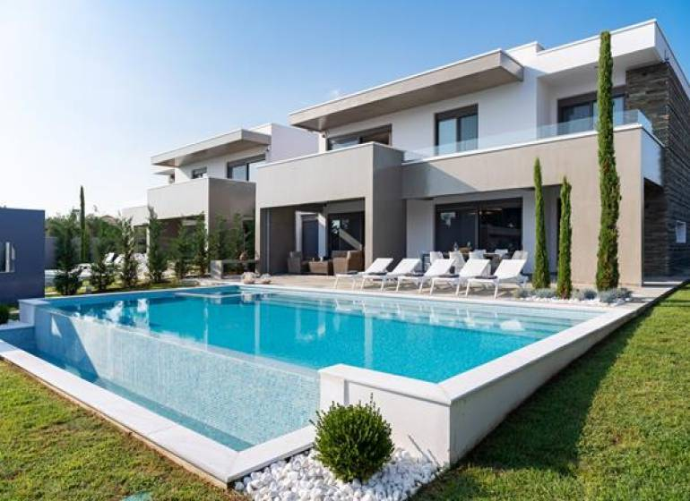 Luxury Kassandra Villas,Grecia / Halkidiki