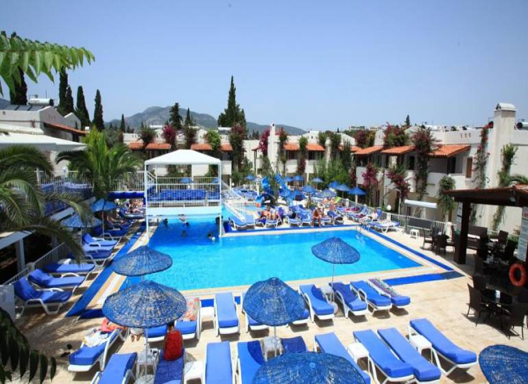 Summer Garden Apart And Hotel,Turcia / Bodrum