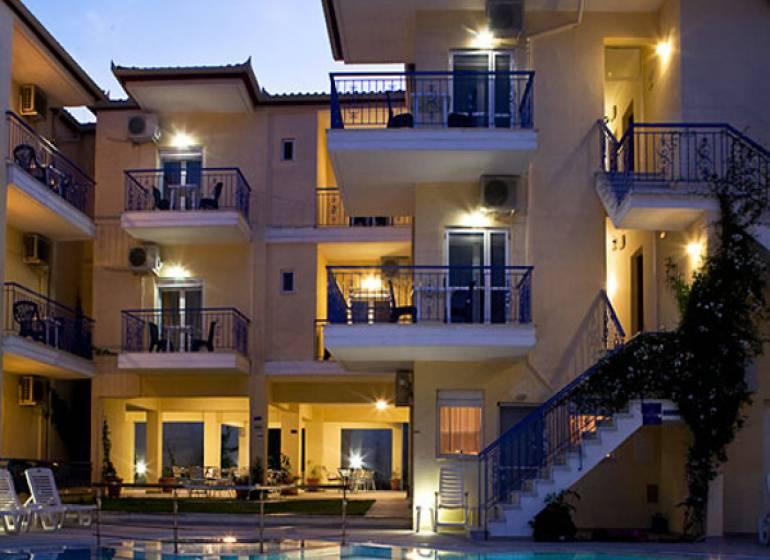 Stratos Hotel,Grecia / Halkidiki