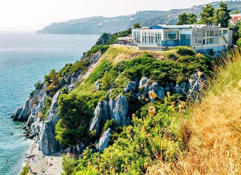 Hotel Loutra Beach, Halkidiki