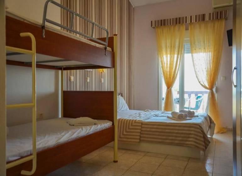 Ellas Hotel,Grecia / Thassos