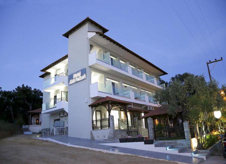 Hotel Akti,Grecia / Thassos