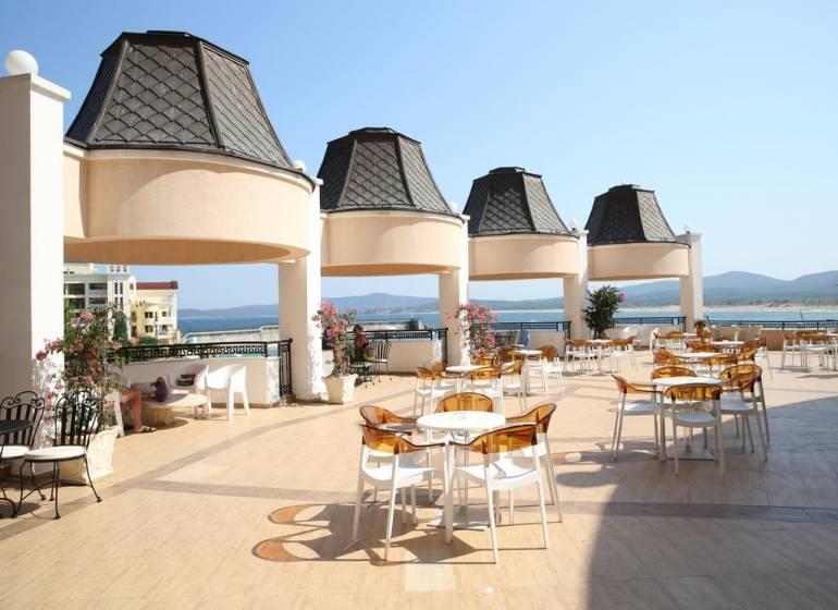 Marina Beach Hotel,Bulgaria / Duni