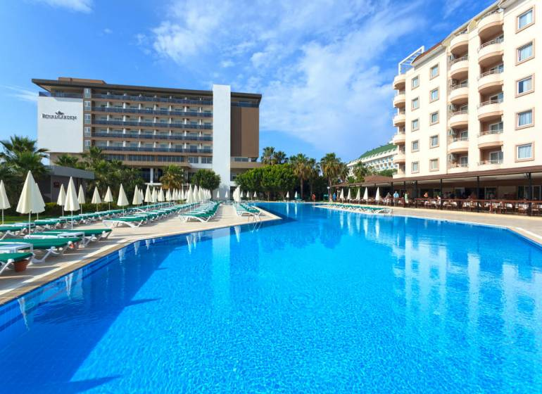 Royal Garden Select & Suite Hotel, Alanya