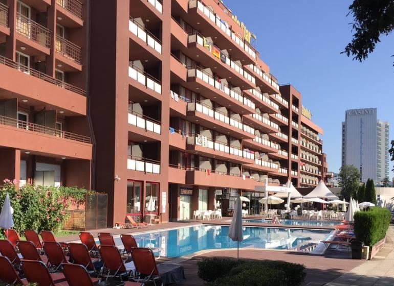Gladiola Star Hotel,Bulgaria / Nisipurile de Aur