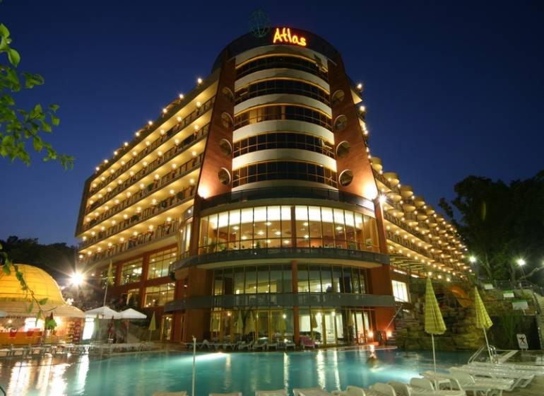 Hotel Atlas, Nisipurile de Aur