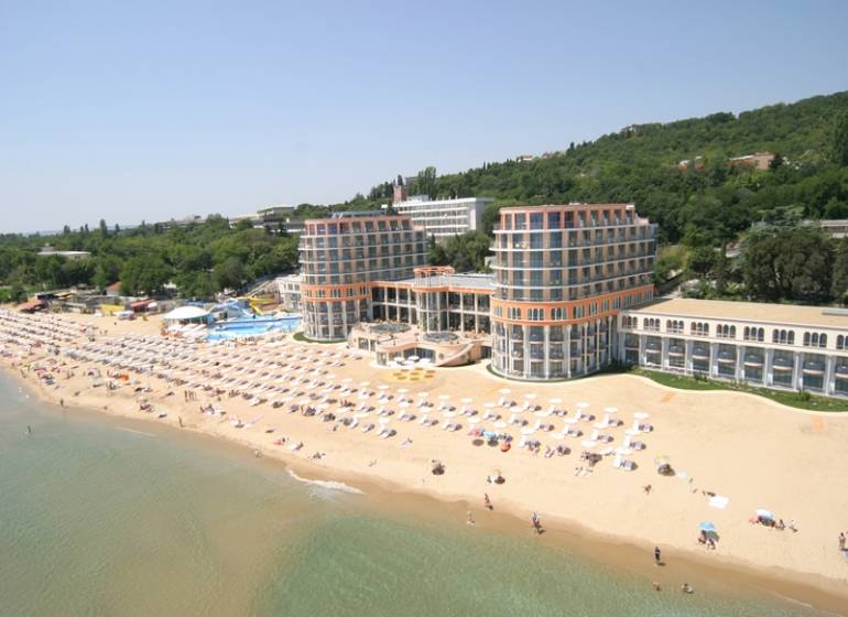 Azalia  Hotel, St. Constantin si Elena