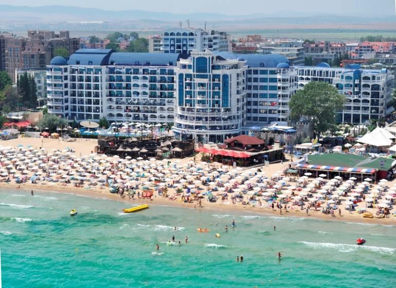 Chaika Beach Resort,Bulgaria / Sunny Beach