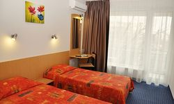 Gradina Hotel, Bulgaria / Nisipurile de Aur