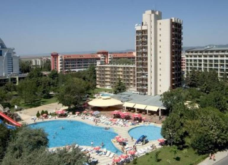 Iskar Hotel Sunny Beach,Bulgaria / Sunny Beach