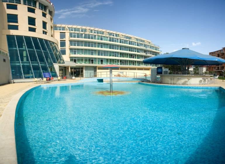 Ivana Palace Hotel, Sunny Beach