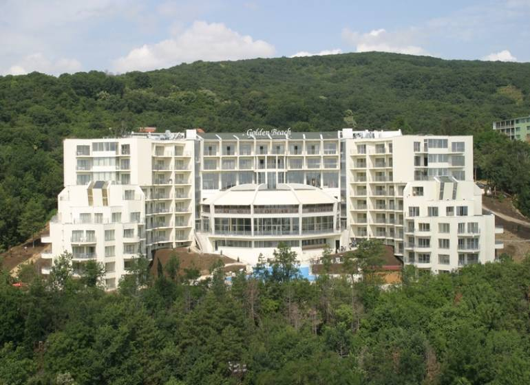 Park Hotel Golden Beach,Bulgaria / Nisipurile de Aur