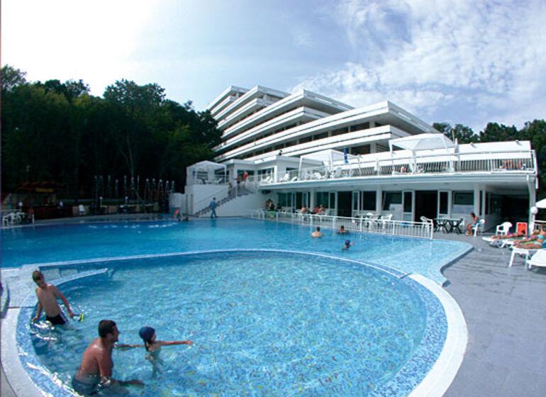 Hotel Pliska Sunny Beach,Bulgaria / Sunny Beach