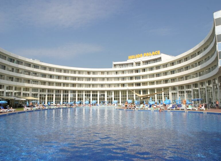 Hotel Riu Helios,Bulgaria / Sunny Beach