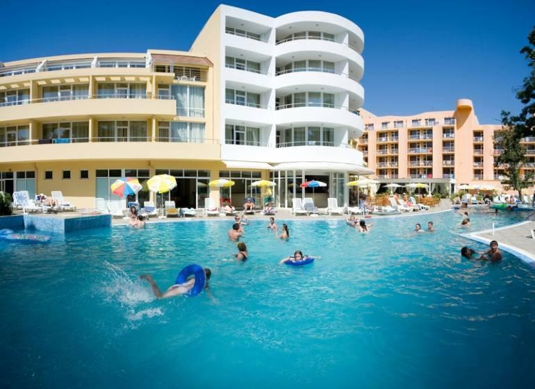 Sun Palace Club Hotel,Bulgaria / Sunny Beach