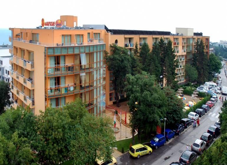 Sunrise Hotel,Bulgaria / Nisipurile de Aur