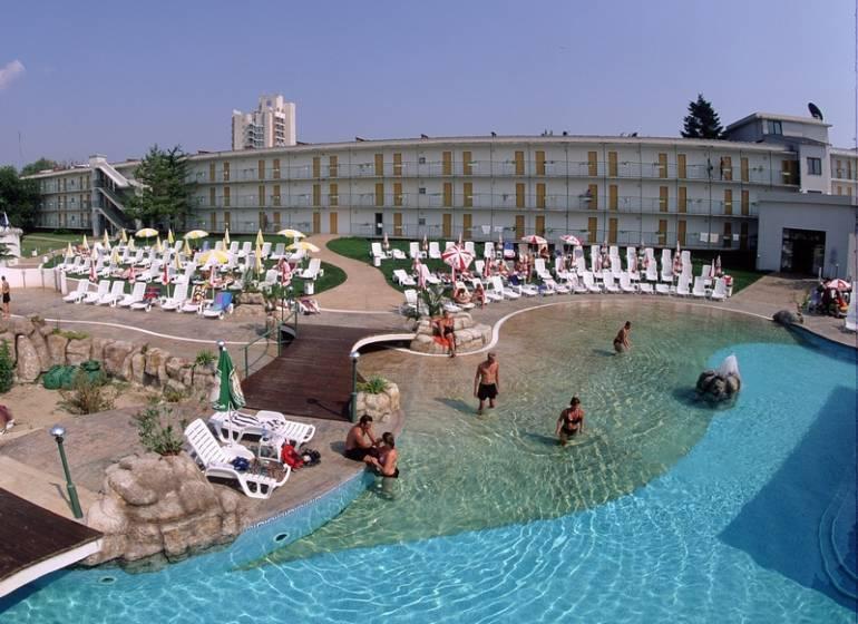 Trakiya Hotel,Bulgaria / Sunny Beach