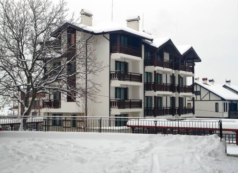 Winslow Elegance Apartments,Bulgaria / Bansko