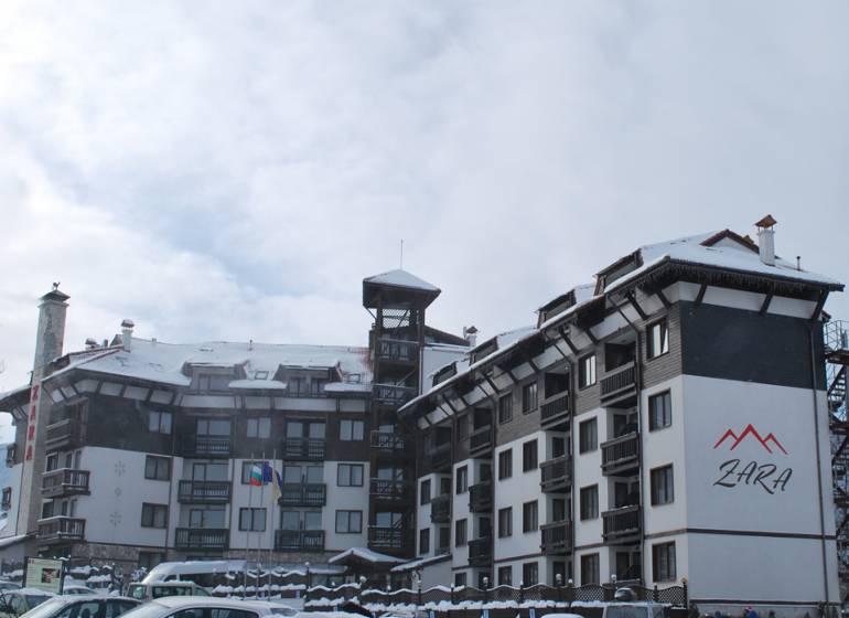 Zara Hotel,Bulgaria / Bansko