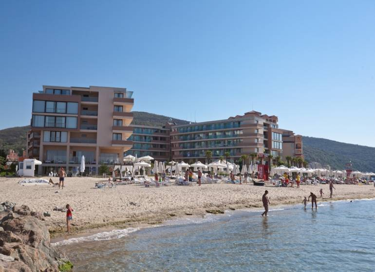 Hotel Zornitza Sands,Bulgaria / Elenite