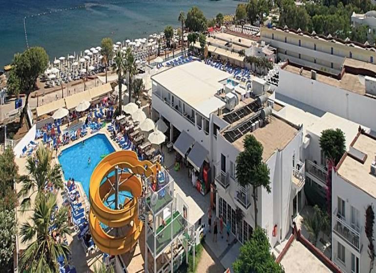 Petunya Beach Resort,Turcia / Bodrum