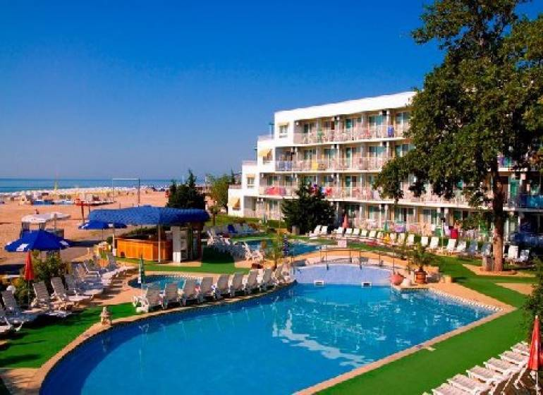 Hotel Kaliopa, Albena