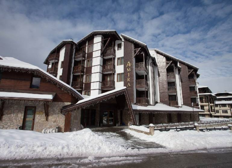 Amira Boutique Hotel,Bulgaria / Bansko