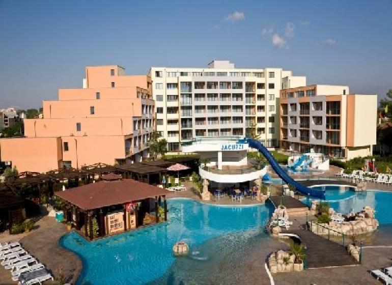 Trakia Plaza Apartment Building,Bulgaria / Sunny Beach