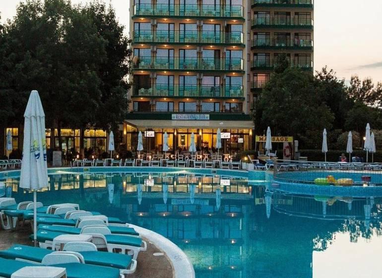 Hotel Slavyanski,Bulgaria / Sunny Beach
