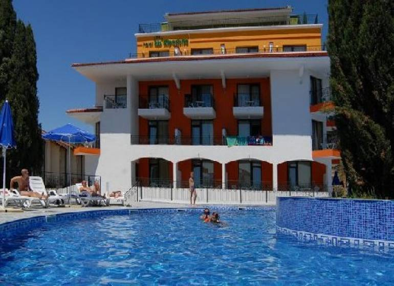 Kiparisite,Bulgaria / Sunny Beach