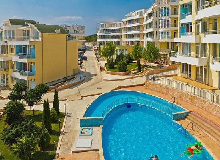 Sunset Kosharitsa Aparthotel,Bulgaria / Sunny Beach