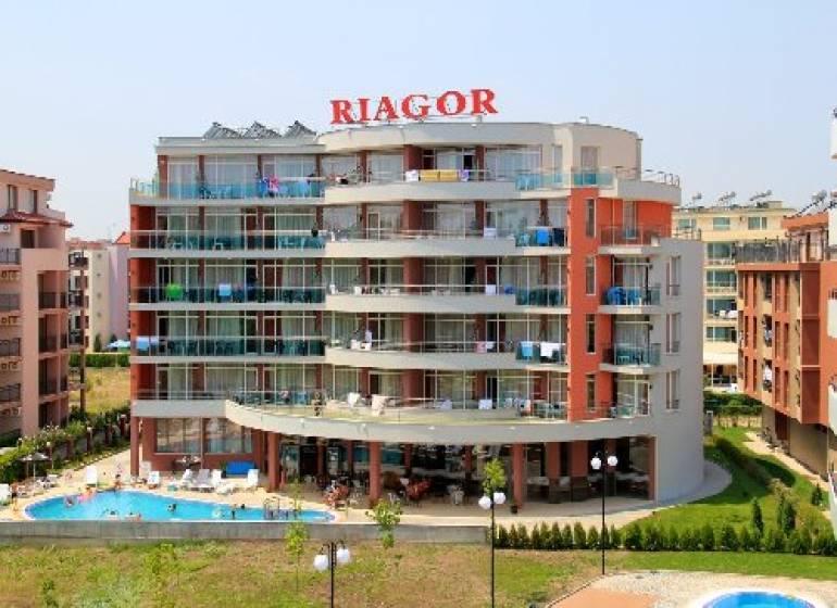 Hotel Riagor,Bulgaria / Sunny Beach