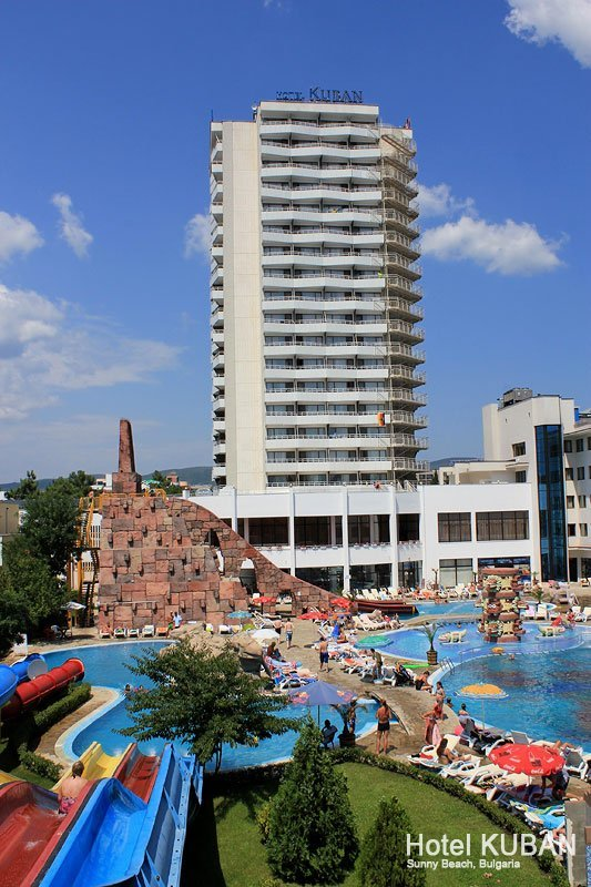 Kuban Resort And Aquapark,Bulgaria / Sunny Beach