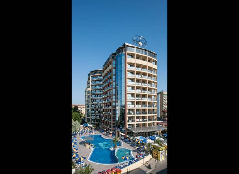 Smartline Meridian,Bulgaria / Sunny Beach