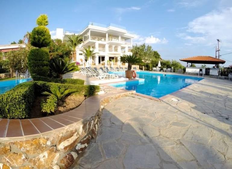Glavas Inn,Grecia / Halkidiki