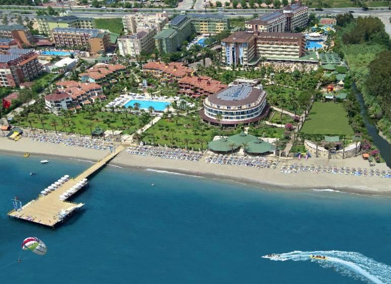 Saphir Hotel Villas,Turcia / Antalya / Alanya
