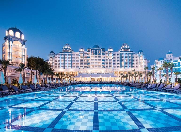 Rubi Platinum Spa Resort,Turcia / Antalya / Alanya