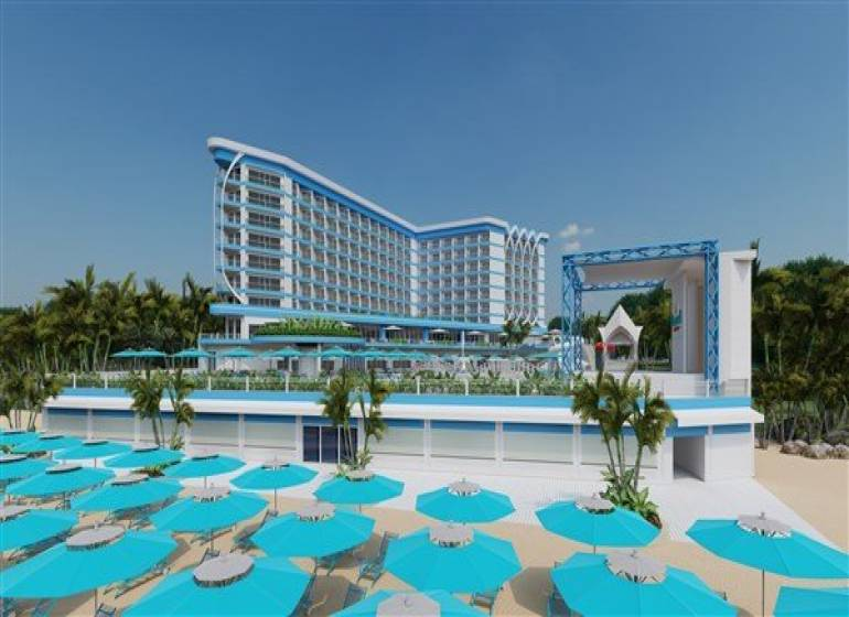 Granada Luxury Beach Avsallar Deschidere 2019,Turcia / Antalya / Alanya