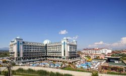 Hotel Luna Blanca Resort&spa, Turcia / Antalya / Side