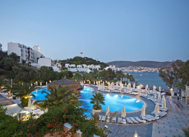 Salmakis Resort Spa,Turcia / Bodrum