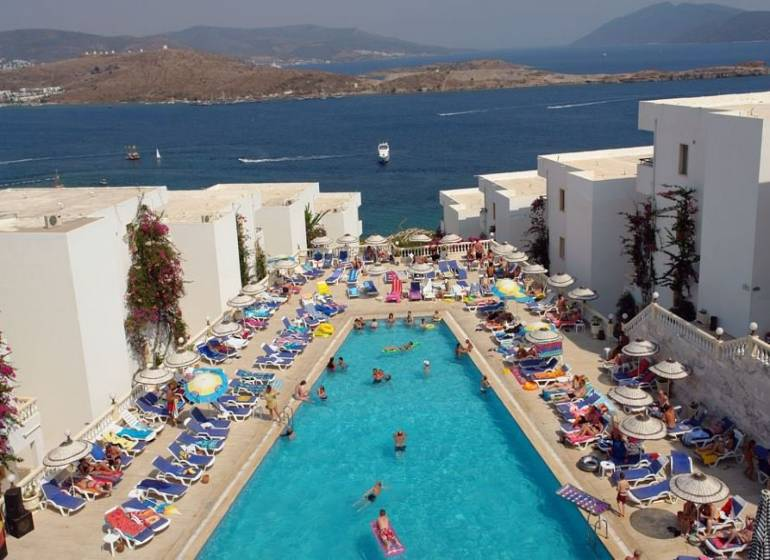 Gumbet Beach Resort,Turcia / Bodrum