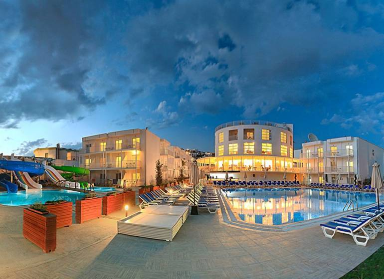 Bodrum Beach Resort,Turcia / Bodrum