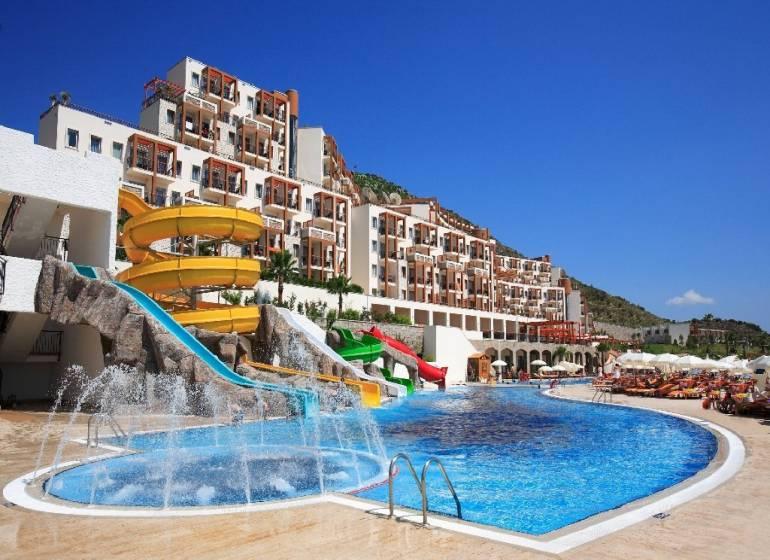 Kefaluka Resort Hotel,Turcia / Bodrum