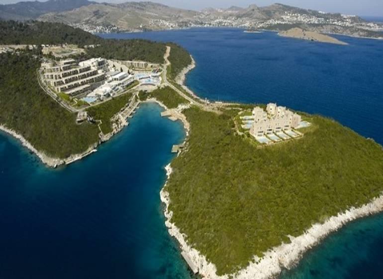 Hilton Bodrum Turkbuku Resort,Turcia / Bodrum