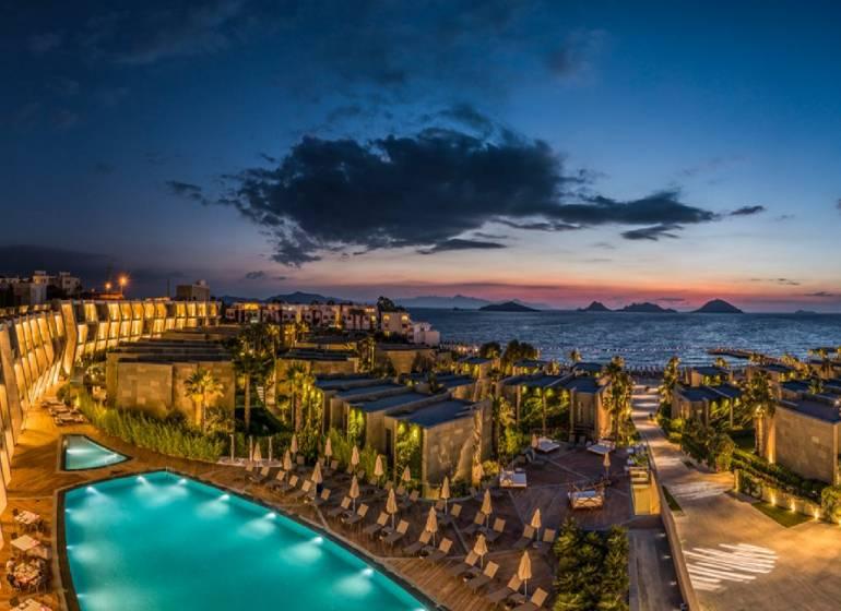Swiss Hotel Resort Bodrum,Turcia / Bodrum