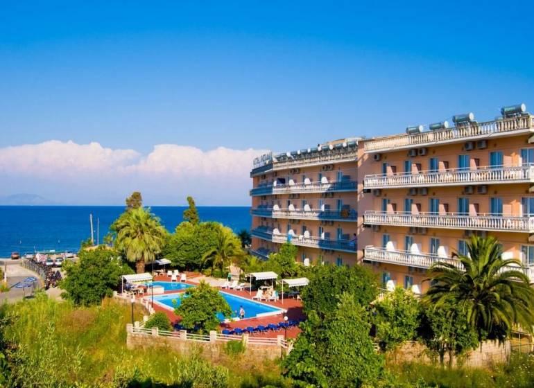 Potamaki Beach,Grecia / Corfu / Benitses