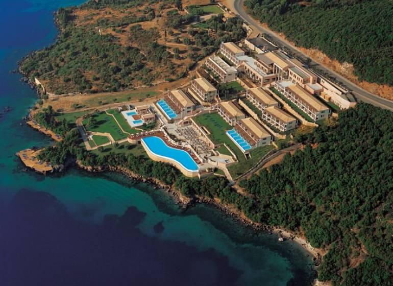 Ionian Blue Bungalows And Spa Resort,Grecia / Lefkada / Agios Nikitas