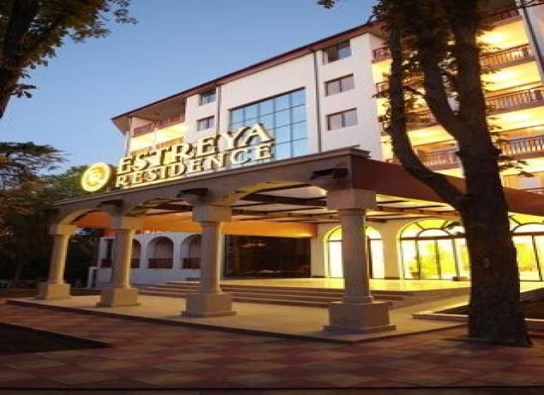 Estreya Palace And Estreya Residence,Bulgaria / St. Constantin si Elena